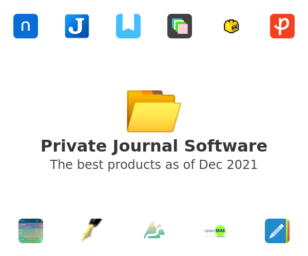 Private Journal Software