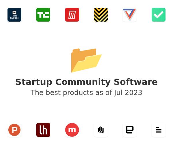Startup Community Software