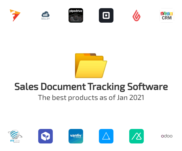 Sales Document Tracking Software