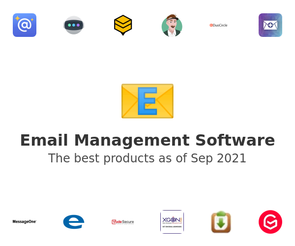 Email Management Software