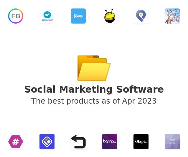 Social Marketing Software