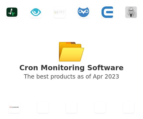 Cron Monitoring Software