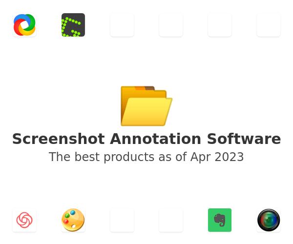 Screenshot Annotation Software