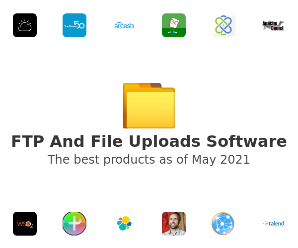 FTP And File Uploads Software