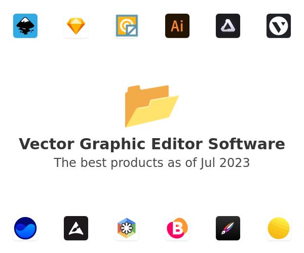 Vector Graphic Editor Software