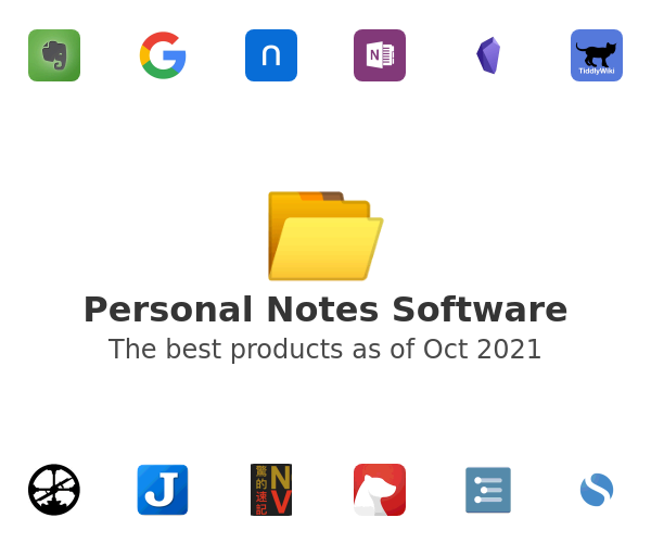 Personal Notes Software