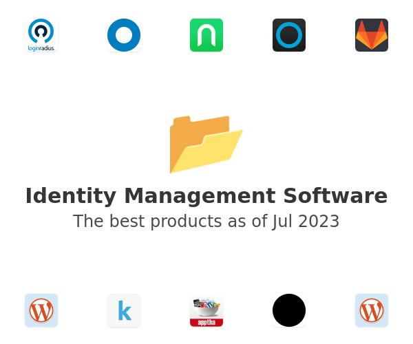 Identity Management Software