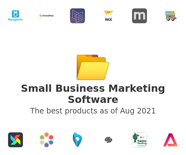 Small Business Marketing Software