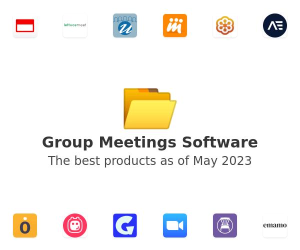 Group Meetings Software
