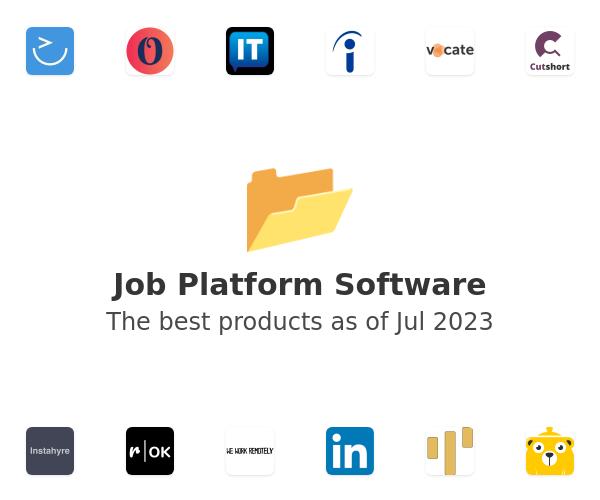 Job Platform Software