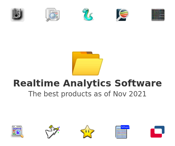 Realtime Analytics Software