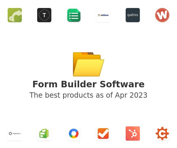 Form Builder Software