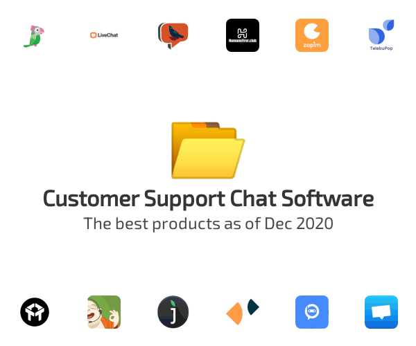Customer Support Chat Software