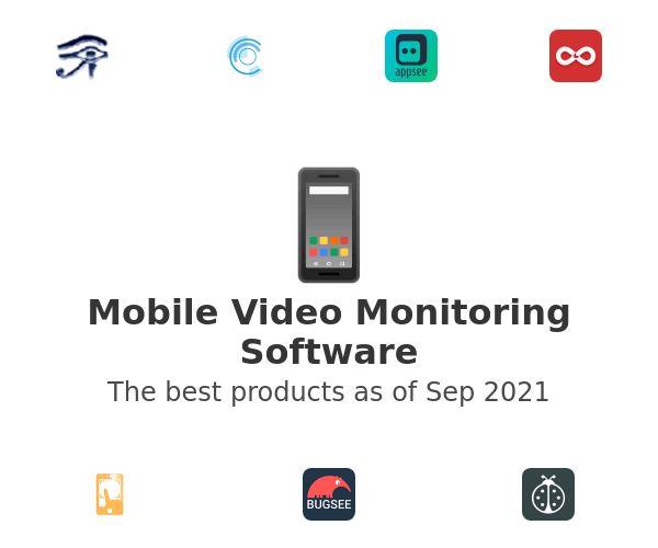 Mobile Video Monitoring Software