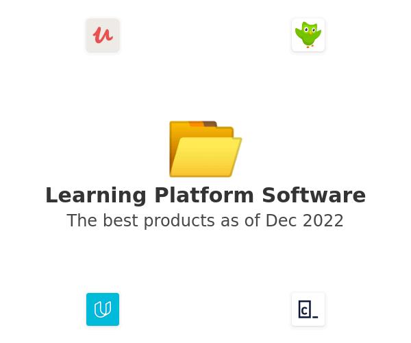 Learning Platform Software