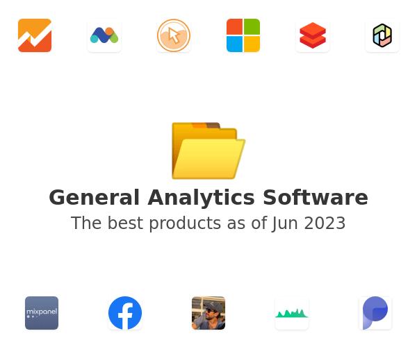 General Analytics Software