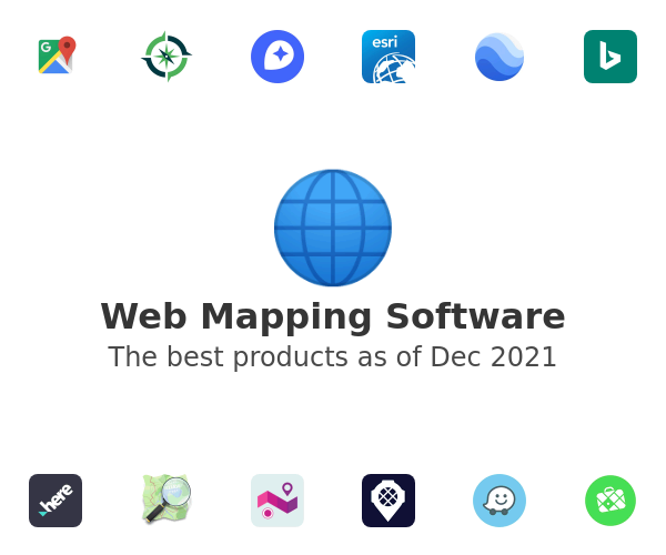 Web Mapping Software