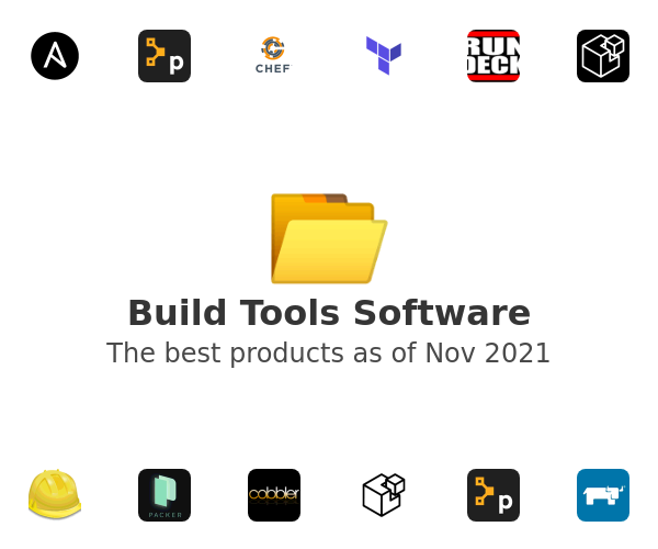 Build Tools Software