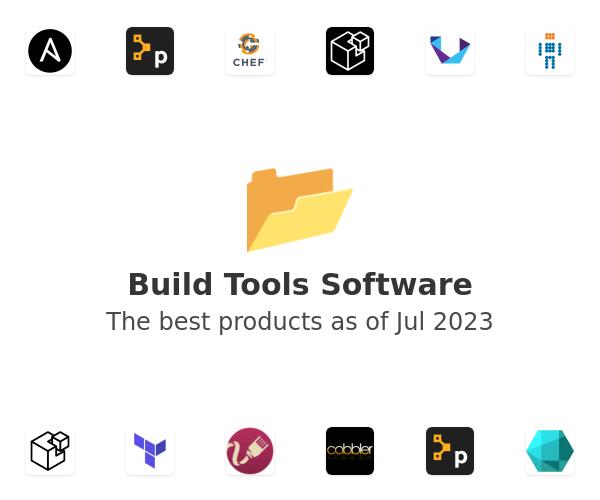Build Tools Software