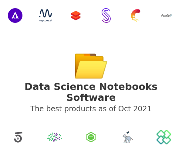 Data Science Notebooks Software