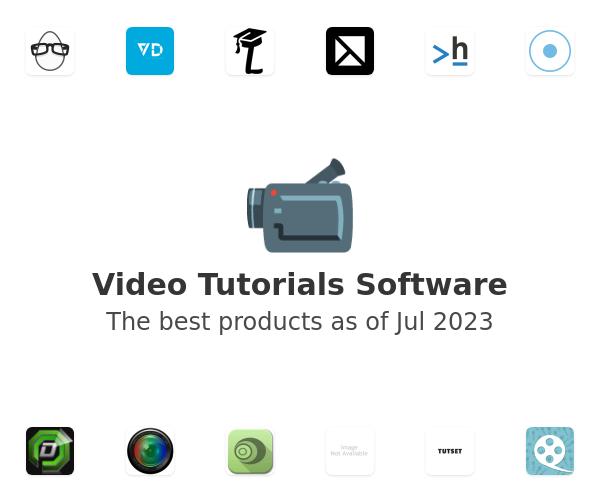 Video Tutorials Software