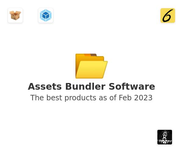Assets Bundler Software