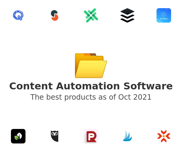 Content Automation Software