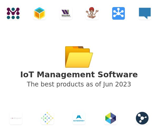 IoT Management Software