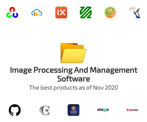 Image Processing And Management Software