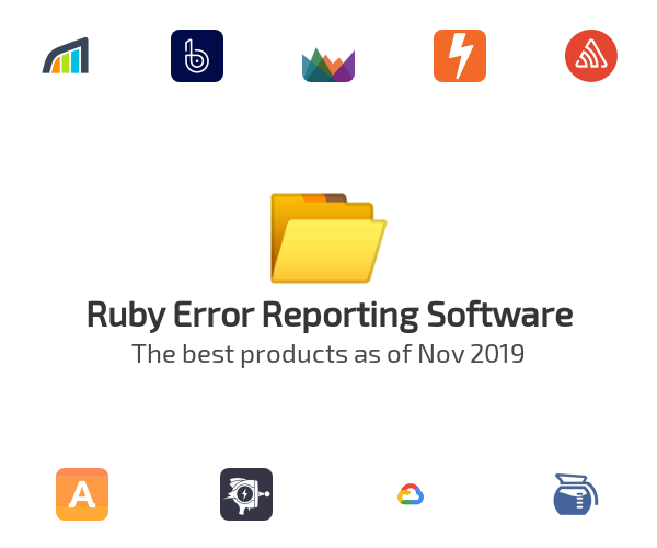 Ruby Error Reporting Software
