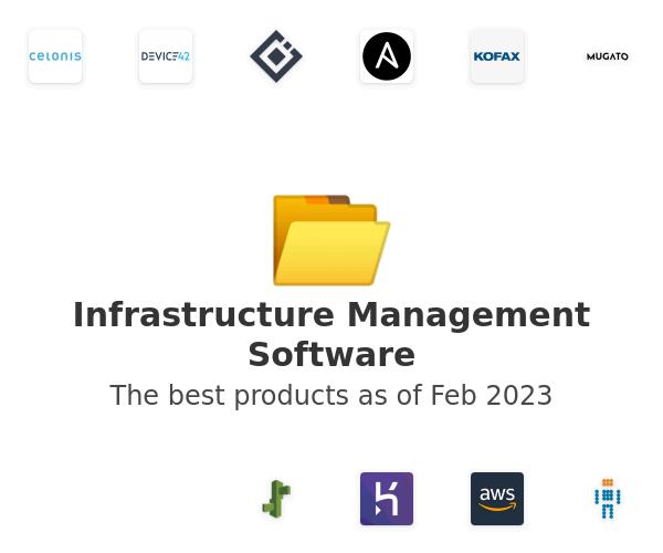 Infrastructure Management Software
