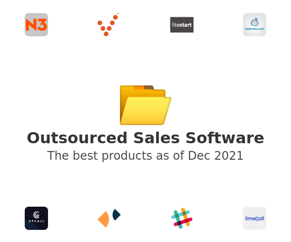 Outsourced Sales Software
