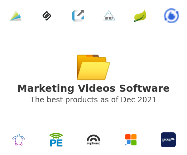Marketing Videos Software