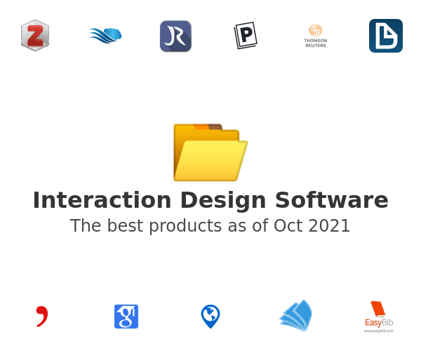 Interaction Design Software