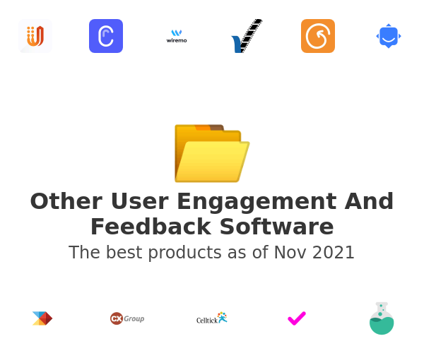 Other User Engagement And Feedback Software