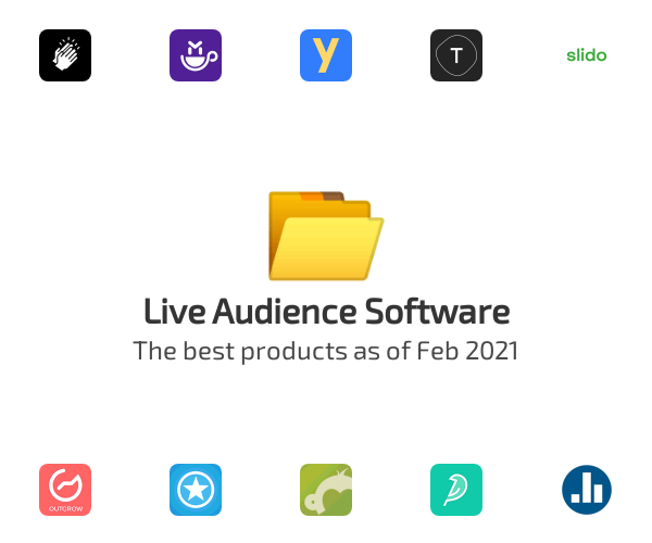Live Audience Software