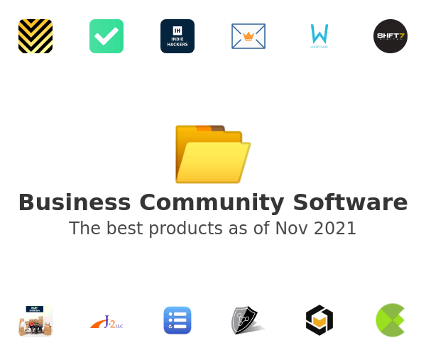 Business Community Software
