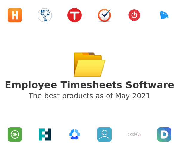 Employee Timesheets Software