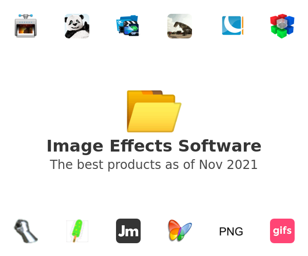 Image Effects Software
