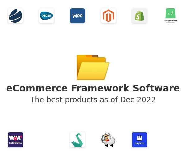 eCommerce Framework Software