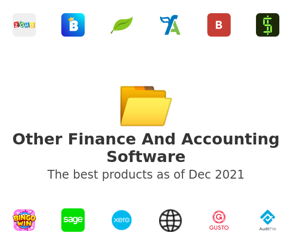 Other Finance And Accounting Software