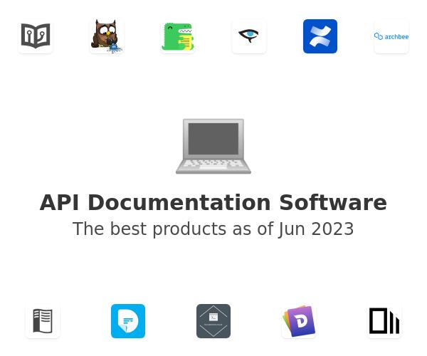 API Documentation Software