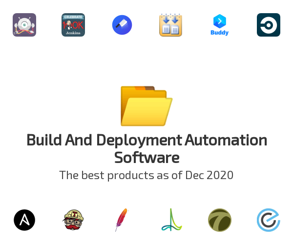 Build And Deployment Automation Software