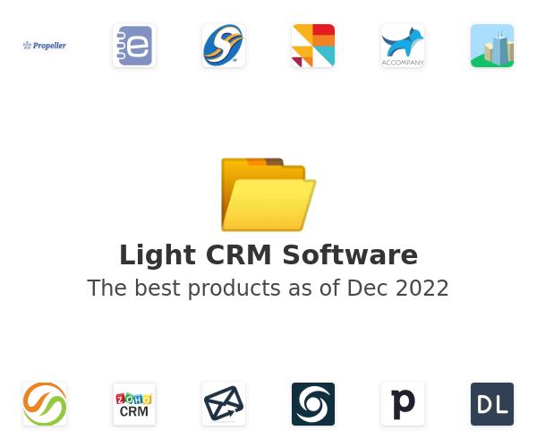 Light CRM Software
