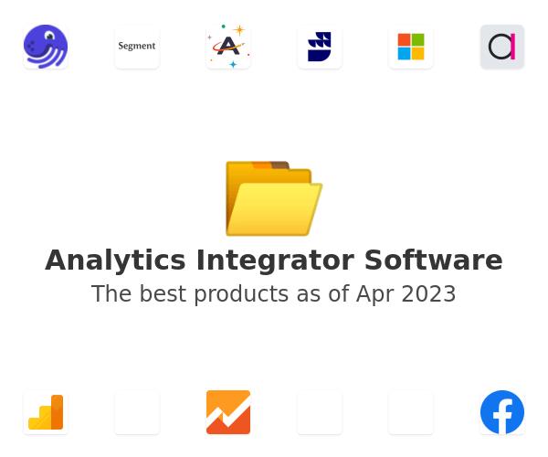 Analytics Integrator Software