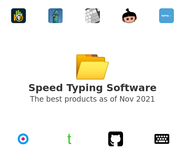 Speed Typing Software