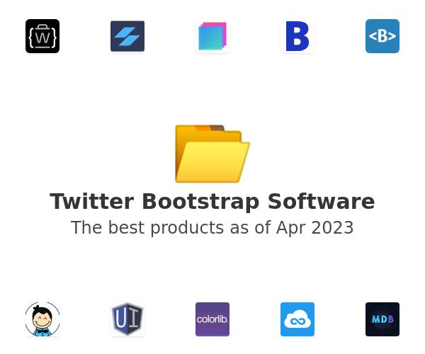 Twitter Bootstrap Software
