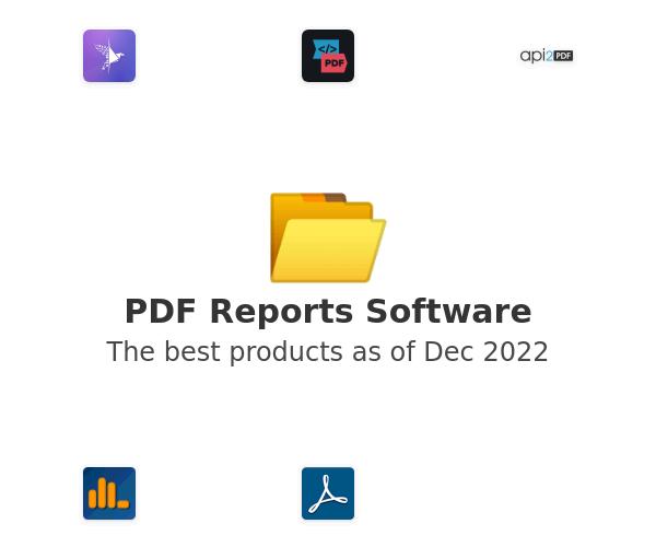 PDF Reports Software