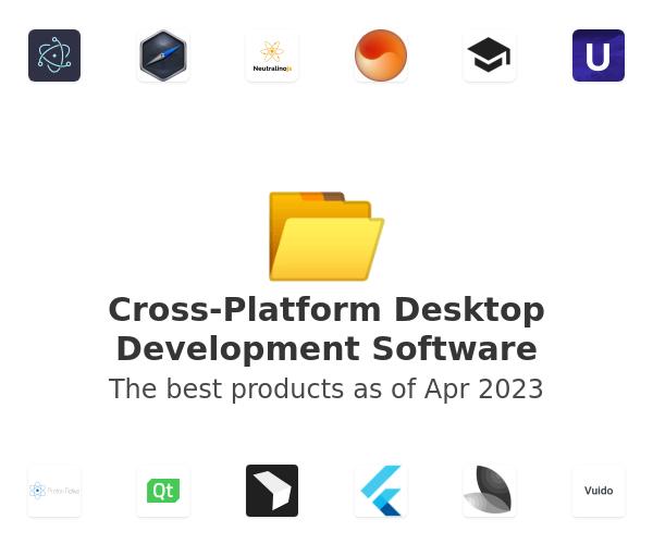 Cross-Platform Desktop Development Software