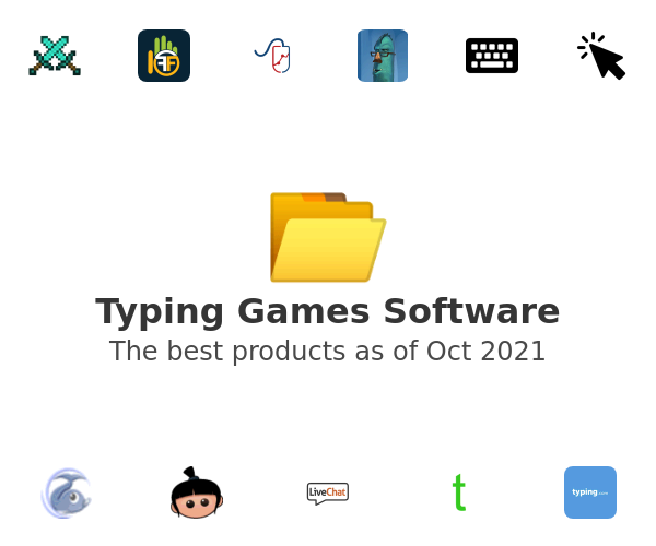 Typing Games Software